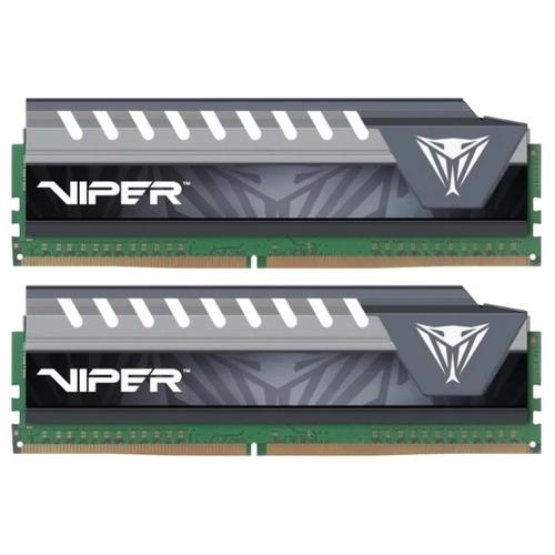 Оперативная память 16 ГБ 2 шт. Patriot Memory PVE432G266C6KGY
