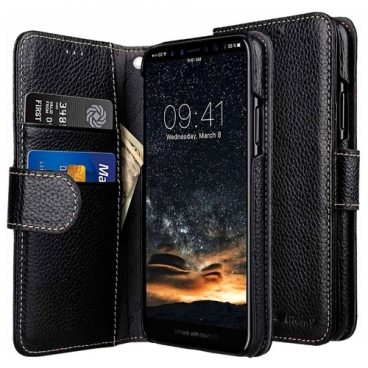 Чехол Melkco Wallet Book Type для Apple iPhone X/Xs