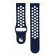 GSMIN Ремешок силиконовый Sport Edition для Samsung Gear S3 Frontier/Classic/Galaxy Watch (46 mm)