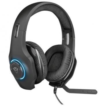 Компьютерная гарнитура Trust GXT 455 Torus RGB Gaming Headset