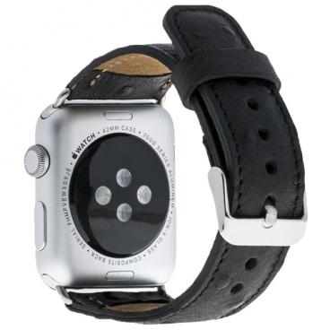 Bouletta Кожаный ремешок для Apple Watch 38/40 мм (DE5)