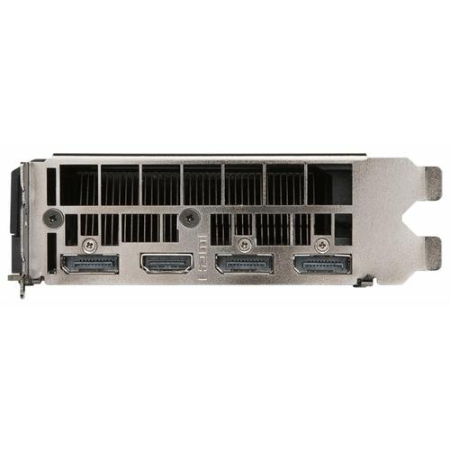 Видеокарта MSI GeForce GTX 1080 Ti 1506Mhz PCI-E 3.0 11264Mb 11016Mhz 352 bit HDMI HDCP Aero OC