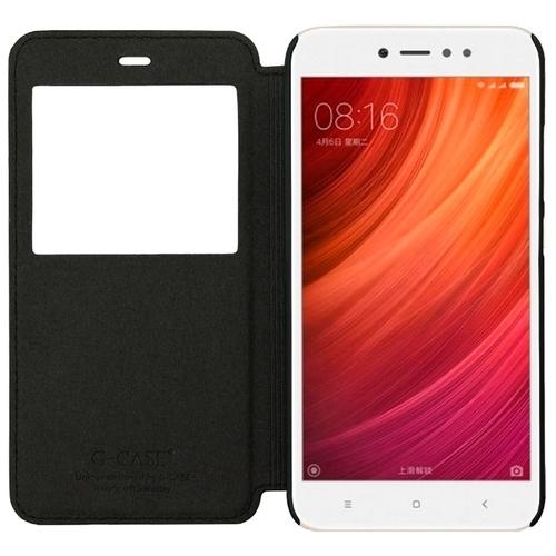 Чехол G-Case Slim Premium для Xiaomi Redmi Note 5A/Note 5A Prime GG-901 (книжка)