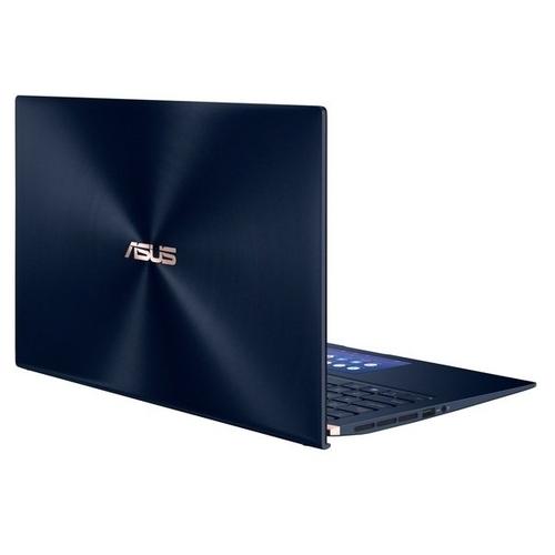"Ноутбук ASUS ZenBook 15 UX534FTC-AA061T (Intel Core i7 10510U 1800MHz/15.6""/3840x2160/16GB/512GB SSD/DVD нет/NVIDIA GeForce GTX 1650 4GB/Wi-Fi/Bluetooth/Windows 10 Home)"