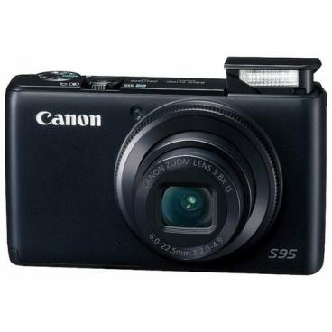 Фотоаппарат Canon PowerShot S95