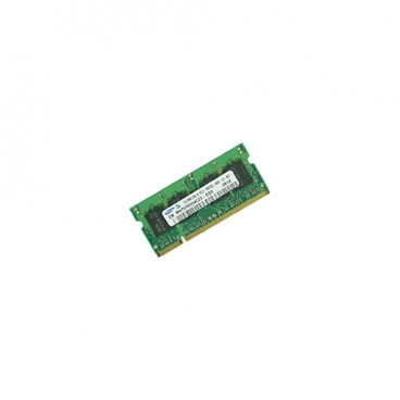 Оперативная память 2 ГБ 1 шт. Samsung DDR2 667 SO-DIMM 2Gb