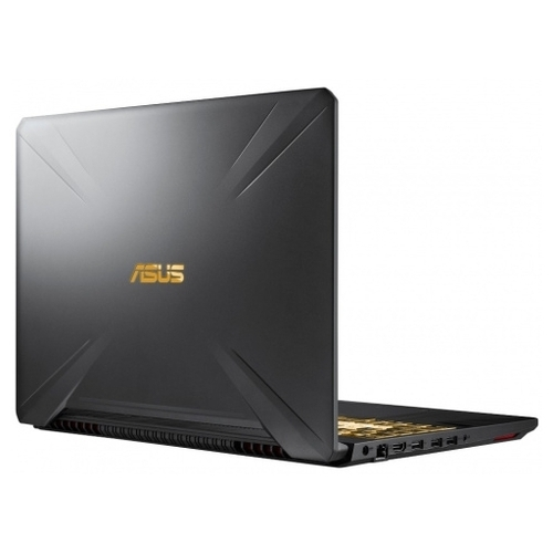 """Ноутбук ASUS TUF Gaming FX505DT-AL235 (AMD Ryzen 5 3550H MHz/15.6""""/1920x1080/16GB/512GB SSD/DVD нет/NVIDIA GeForce GTX 1650 4GB/Wi-Fi/Bluetooth/DOS)"""