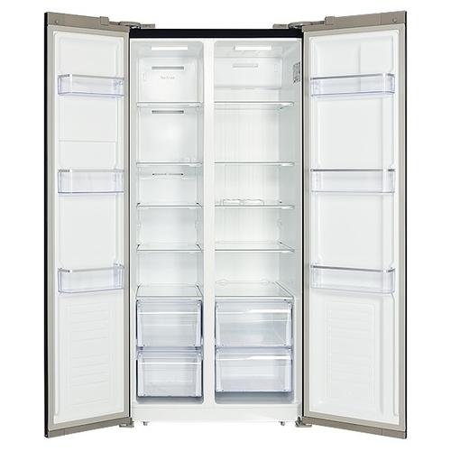 Холодильник HIBERG RFS-480DX NFGB