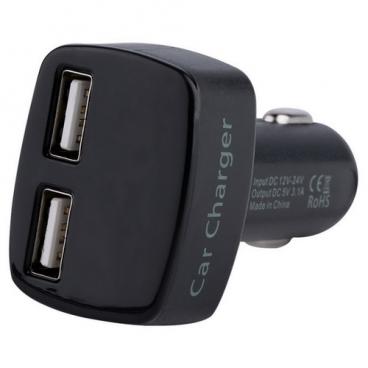 Автомобильная зарядка Quantoom V12-24USB