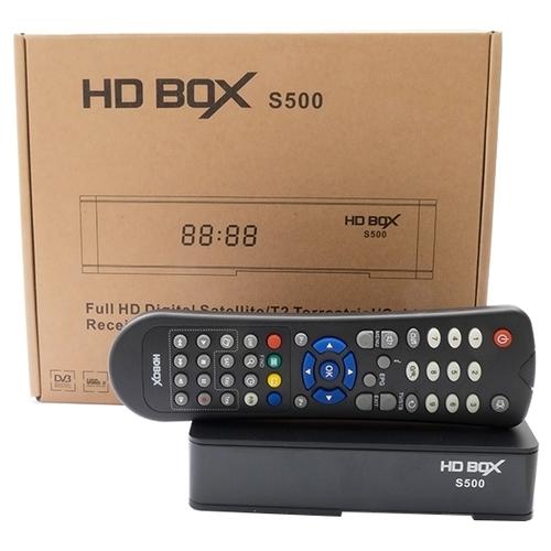 Спутниковый ресивер HD BOX S500