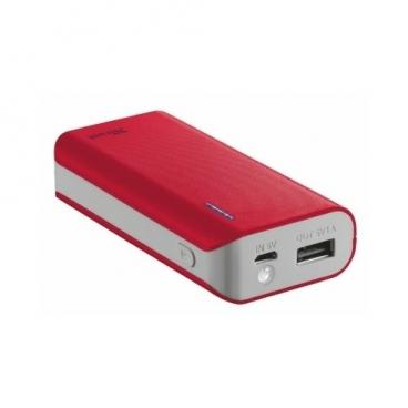 Аккумулятор Trust 21224/21225/21226 Primo Powerbank 4400
