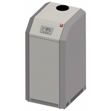 Газовый котел Wester CLEVER 40 45 кВт одноконтурный