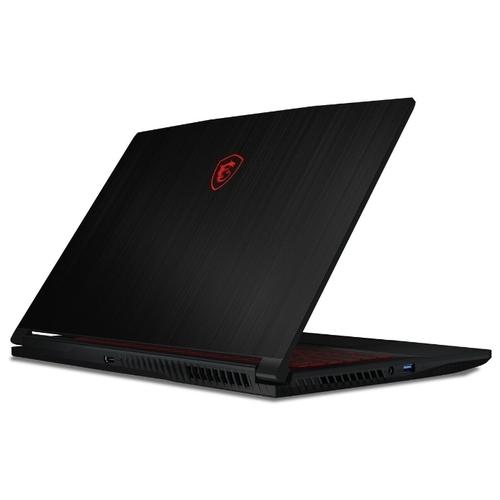 "Ноутбук MSI GF63 9RCX-696RU (Intel Core i5 9300H 2400 MHz/15.6""/1920x1080/8GB/512GB SSD/DVD нет/NVIDIA GeForce GTX 1050 Ti/Wi-Fi/Bluetooth/Windows 10 Home)"