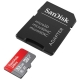 Карта памяти SanDisk Ultra microSDHC Class 10 UHS Class 1 A1 98MB/s 32GB + SD adapter
