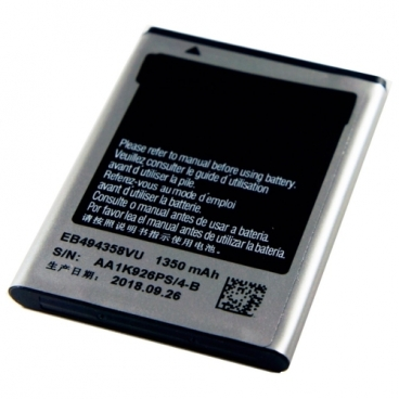 Аккумулятор Samsung EB494358VU для Samsung Ace GT-S5830/S5660/S5670/S7500
