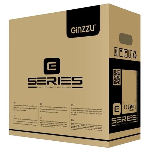 Компьютерный корпус Ginzzu E350 Black