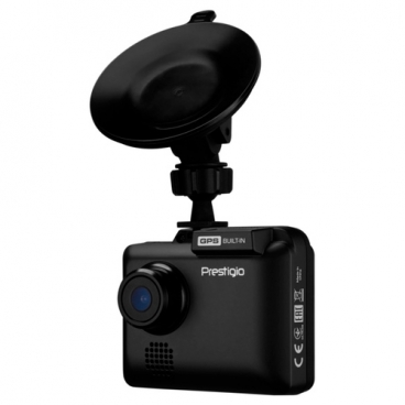 Видеорегистратор Prestigio RoadRunner 400GPS, GPS