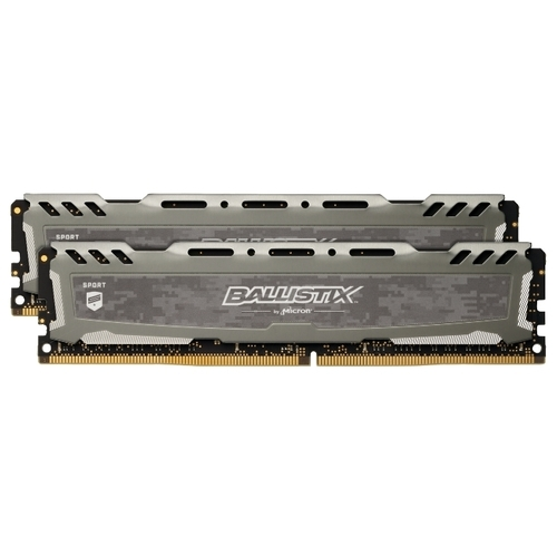 Оперативная память 8 ГБ 2 шт. Ballistix BLS2K8G4D26BFSBK