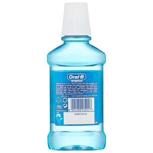Oral-B ополаскиватель Lasting Freshness Arctic Mint