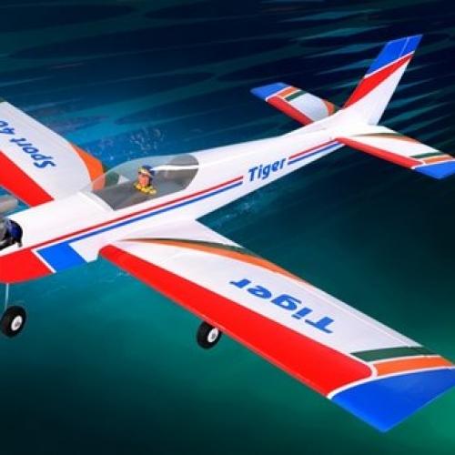 Самолет Tiger
