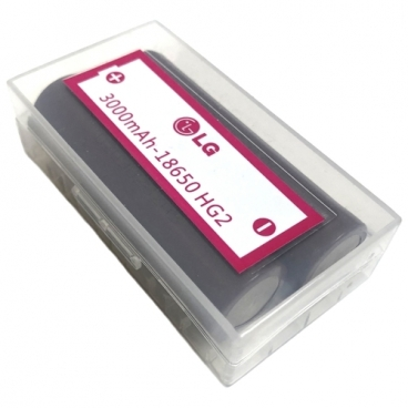 Аккумулятор Li-Ion 3000 мА·ч LG 18650 HG2