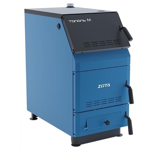 Твердотопливный котел ZOTA Тополь М 80 80 кВт одноконтурный