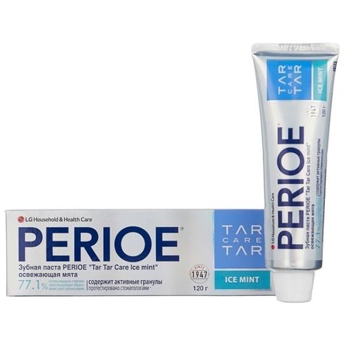 Зубная паста Perioe TarTar Care Освежающая мята