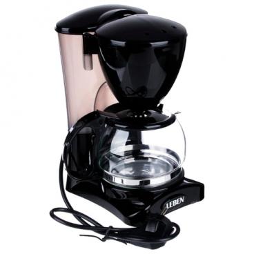 Кофеварка Leben 286-024
