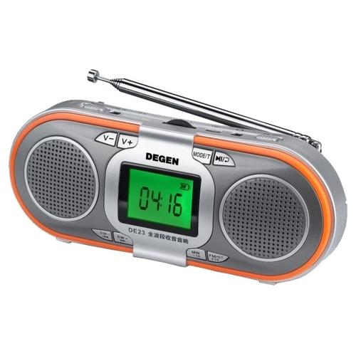Радиоприемник Degen DE-23