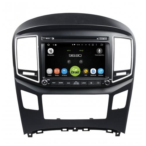 Автомагнитола ROXIMO CarDroid RD-2017D Hyundai Starex, H1 2016 (Android 8.0)