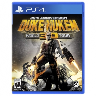 Duke Nukem 3D: 20th Anniversary World Tour