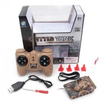 Танк Наша игрушка 9816A 1:64