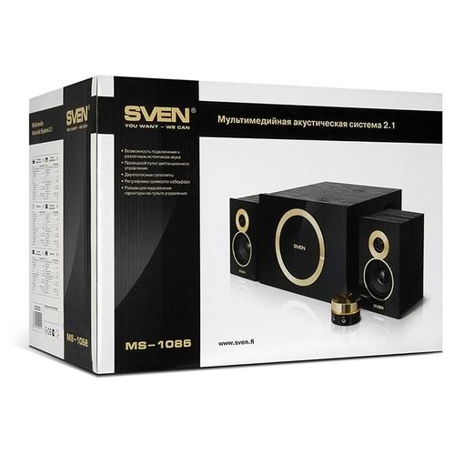 Компьютерная акустика SVEN MS-1086