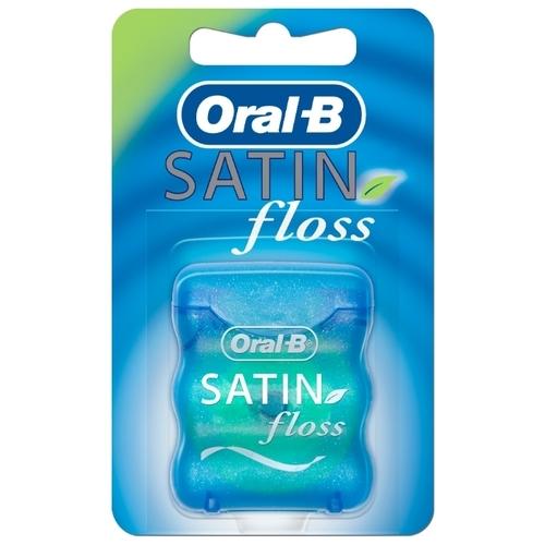 Oral-B зубная нить Satin