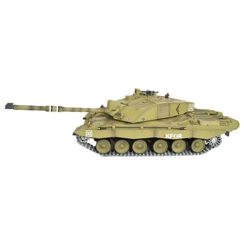 Танк Heng Long British Challenger 2 (3908-1PRO) 1:16 72.5 см