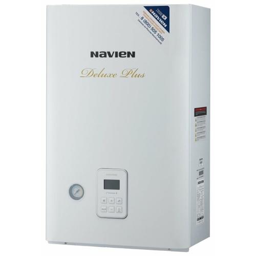 Газовый котел Navien DELUXE PLUS 20K 20 кВт двухконтурный