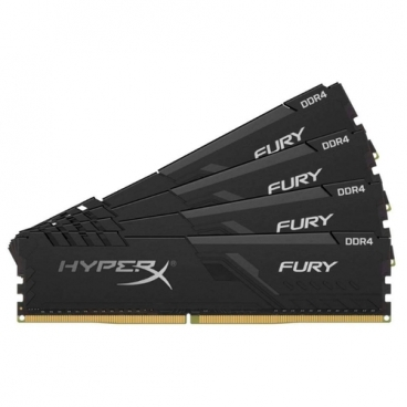 Оперативная память 8 ГБ 4 шт. HyperX HX434C16FB3K4/32