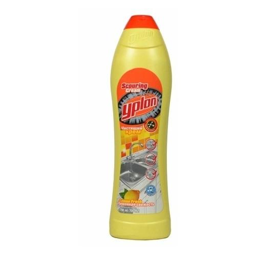 Чистящий крем Лимонная свежесть Yplon