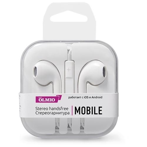 Наушники OLMIO Mobile