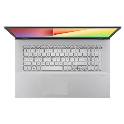 "Ноутбук ASUS VivoBook 17 X712FB-BX014T (Intel Core i5 8265U 1600 MHz/17.3""/1600x900/8GB/1128GB HDD+SSD/DVD нет/NVIDIA GeForce MX110/Wi-Fi/Bluetooth/Windows 10 Home)"