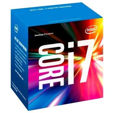 Процессор Intel Core i7-6700 Skylake (3400MHz, LGA1151, L3 8192Kb)