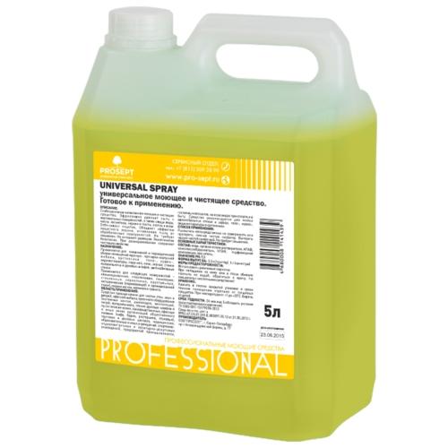 Universal Spray Универсальное моющее и чистящее средство PROSEPT