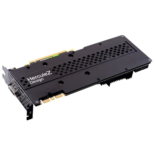 Видеокарта INNO3D GeForce GTX 1080 1759Mhz PCI-E 3.0 8192Mb 10400Mhz 256 bit DVI HDMI HDCP Black
