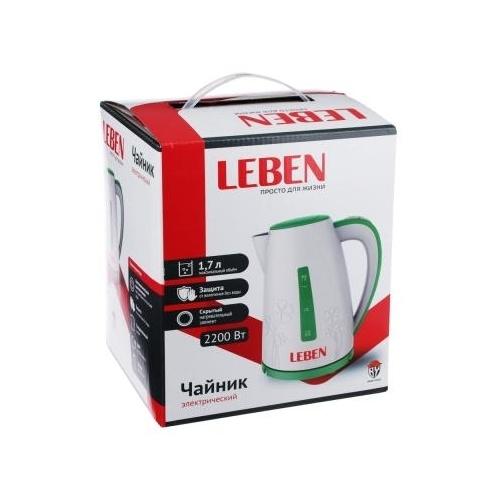 Чайник Leben 291-067