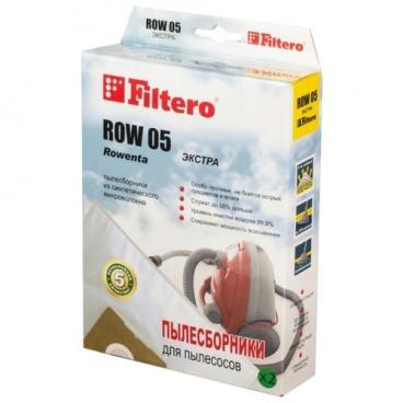 Filtero Мешки-пылесборники ROW 05 Экстра