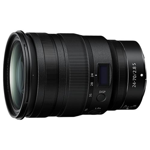 Объектив Nikon 24-70mm f/2.8S Nikkor Z