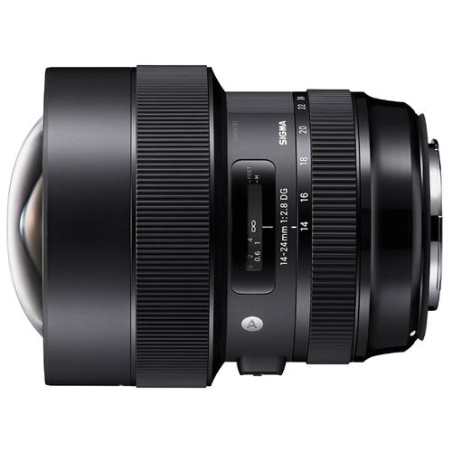 Объектив Sigma 14-24mm f/2.8 DG HSM Art Nikon F
