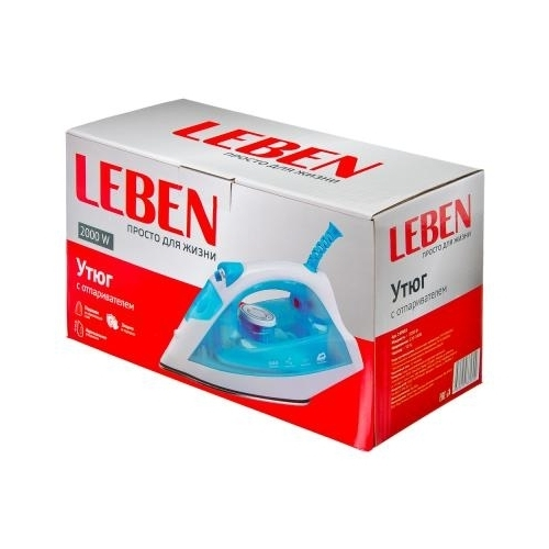Утюг Leben 249-003