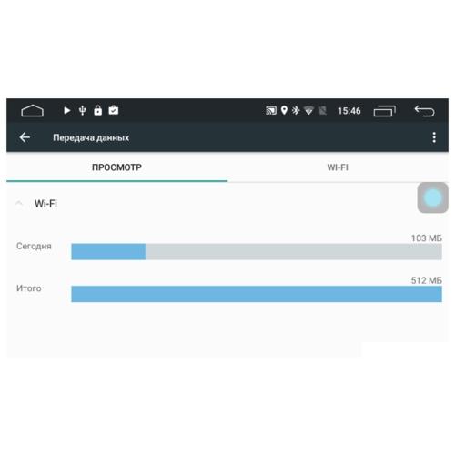 Автомагнитола Parafar 4G/LTE IPS Honda CR-V 3 2006-2011 Android 7.1.1 (PF978)