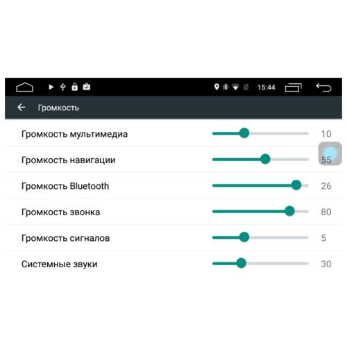 Автомагнитола Parafar IPS Volkswagen Tiguan 2016+ Android 6.0 (PF975Lite)